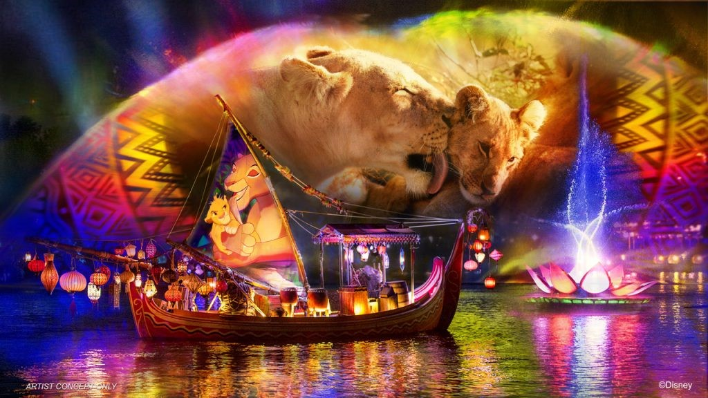 'Rivers of Light: We Are One' Debuts This Summer at Disney's Animal Kingdom