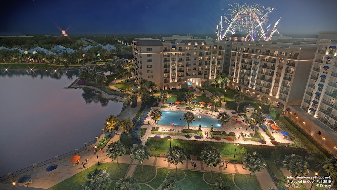 A New Sneak Peek of Disney's Riviera Resort at D23: Destination D!