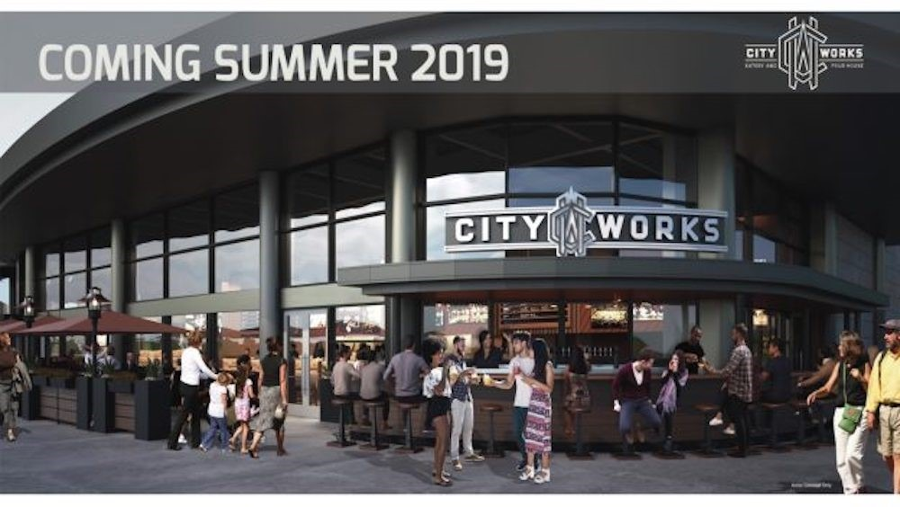 City Works Eatery & Pour House Will Open at Disney Springs in 2019