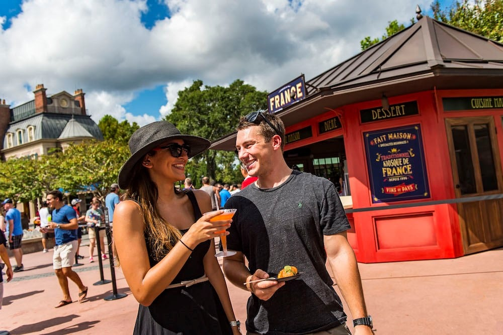 Foodie Guide to Epcot International Food & Wine Festival 2018