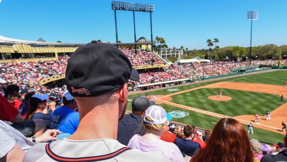 Play Ball! Atlanta Braves' Spring Training Season Announced