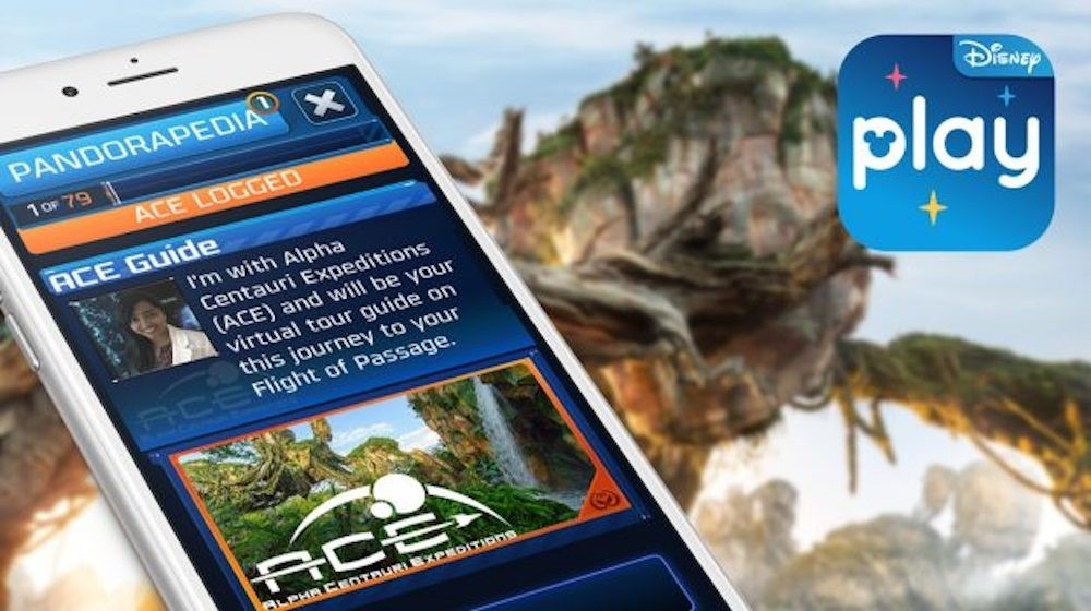 Play Disney Parks Mobile App Adding New Interactive Experiences at Walt Disney World Resort