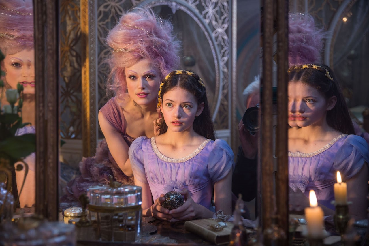 Sneak Peek of Disney's 'The Nutcracker and the Four Realms' Now Playing at Disney Parks