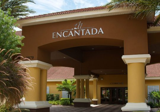 Encantada Resort Unit Plans