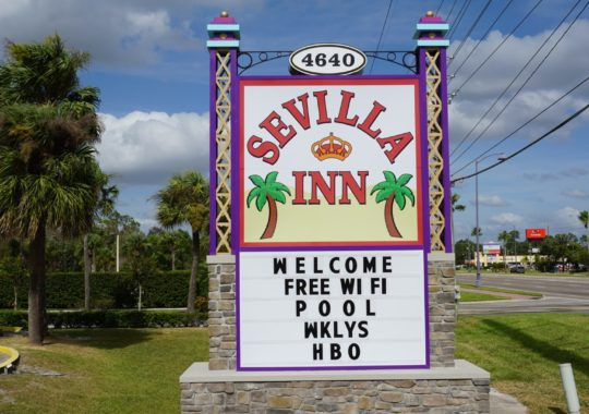 Get More for Your Money at the Sevilla Inn Kissimmee