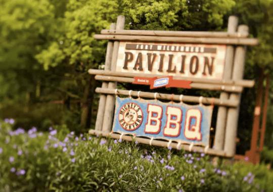 Mickeys Backyard BBQ