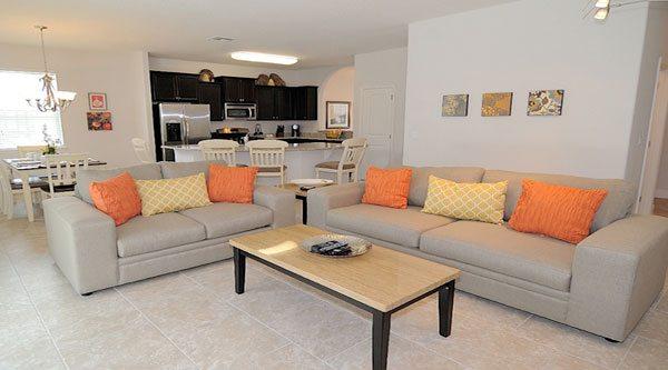 Luxury Vacation Homes in Orlando Florida