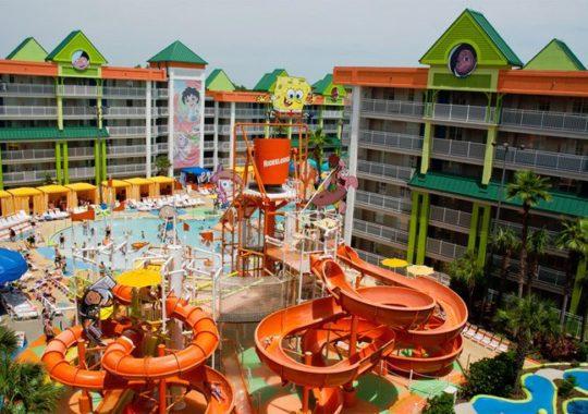 Nickelodeon Suites Orlando Resort