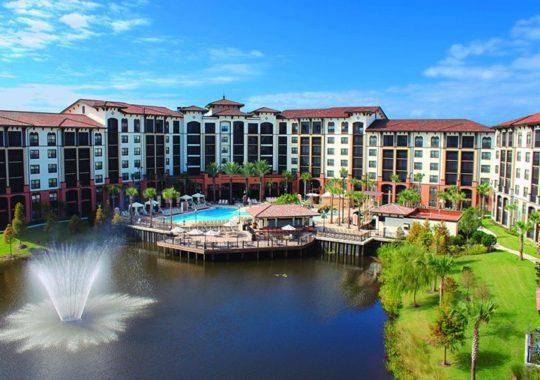 Sheraton Vistana Villages Orlando Florida