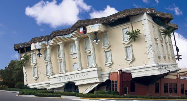 The Excitement Of WonderWorks Orlando, Florida