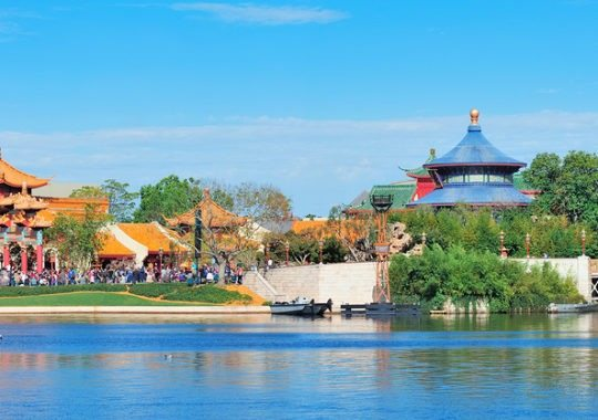 Top Disney World Attractions
