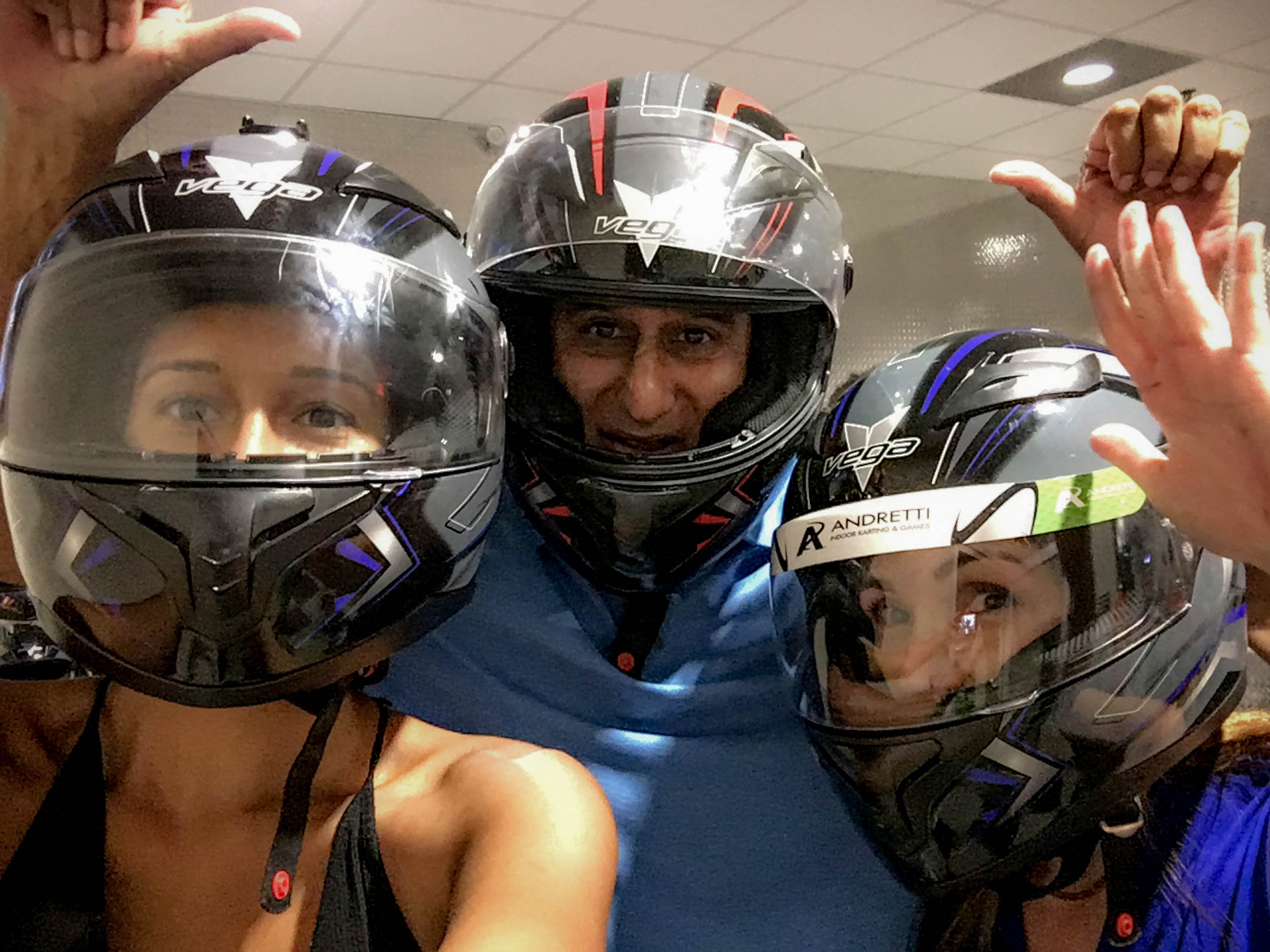 Where is Andretti Indoor Karting & Games in Orlando located