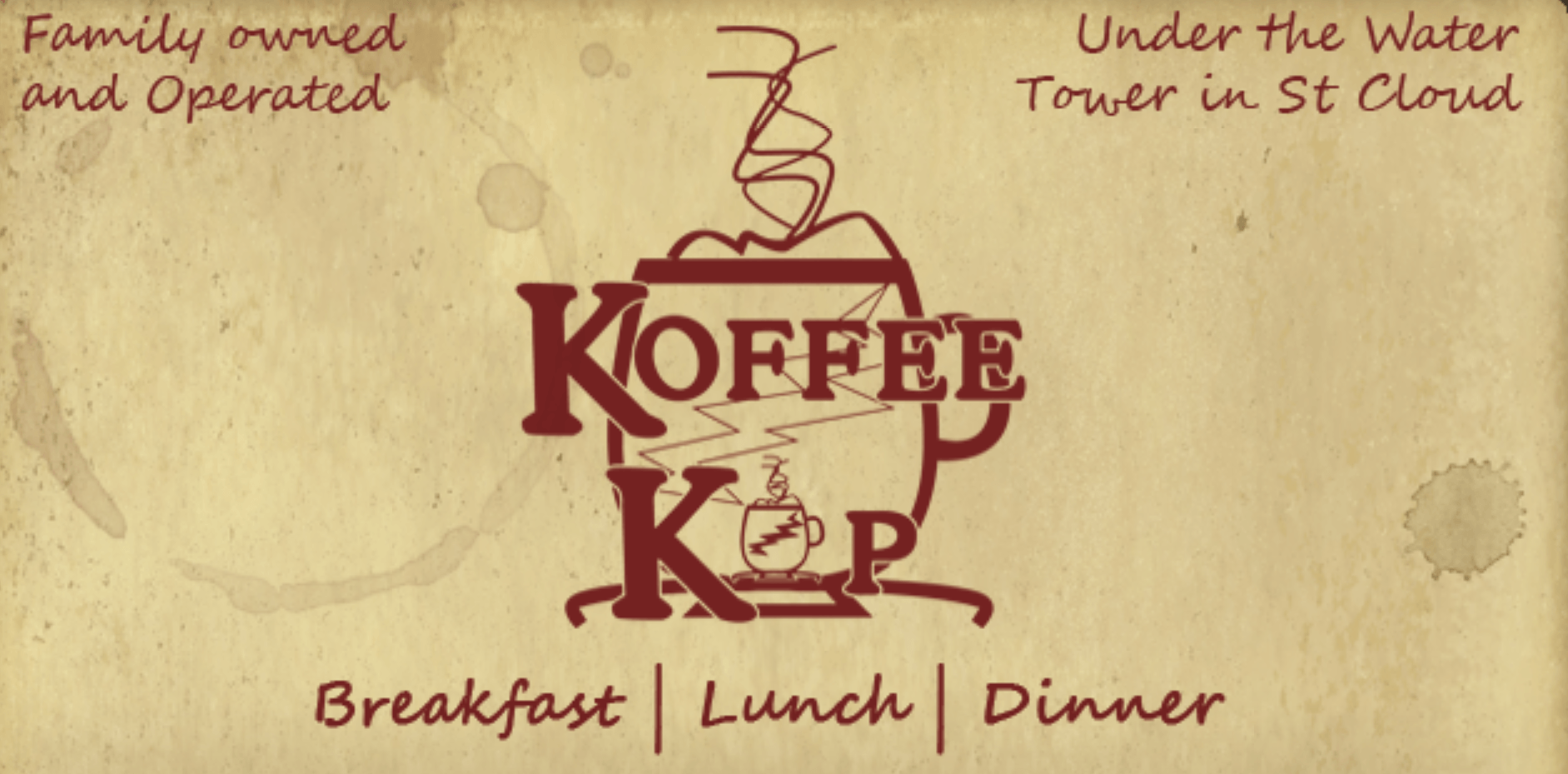The Koffee Kup Restaurant in orlando