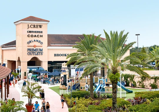 Shopping At Orlando Vineland Premium Outlets Just Got Better!