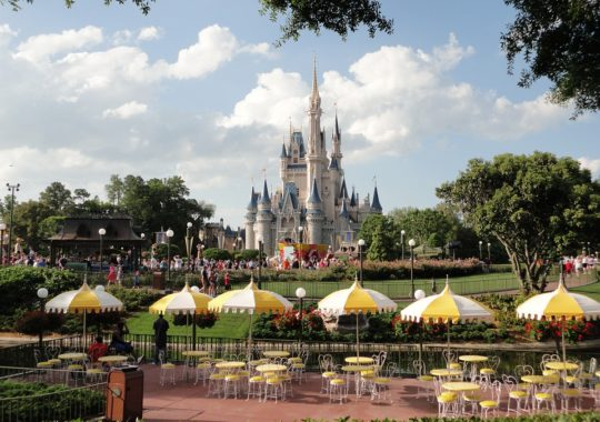 How Green is Walt Disney World Resort in Orlando?