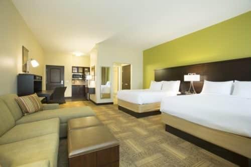 Staybridge Suites Orlando near SeaWorld suites