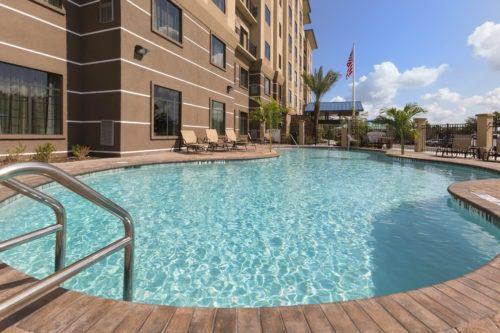 Staybridge Suites Orlando near SeaWorld pool area
