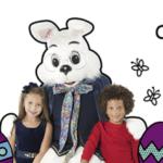 Easter bunny at Florida mall orlando