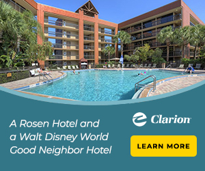 clarion in near disney