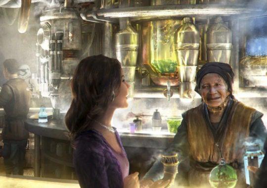 Food Guide for Star Wars: Galaxy's Edge at Disney World Resort