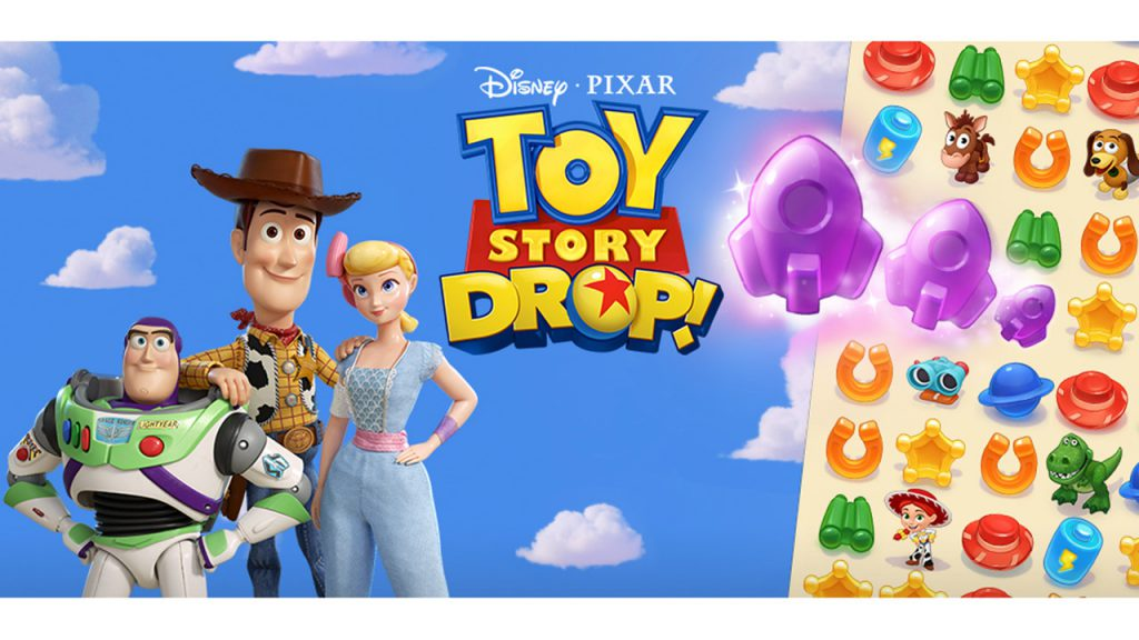 Visit Toy Story Drop! The Latest Pop Up Experience at Disney Springs
