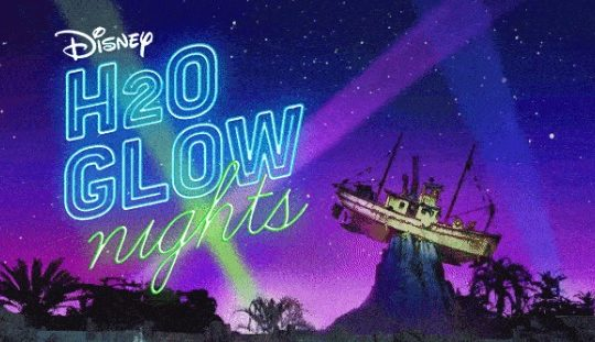 Your Guide to H2O Glow Nights 2019 at Disney