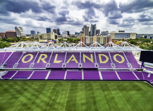 Orlando City Soccer Stadium