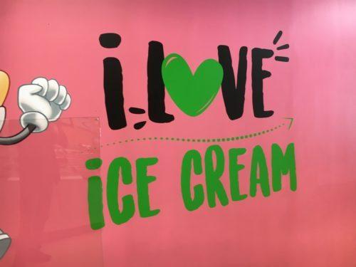 Rolled Ice Cream near ucf